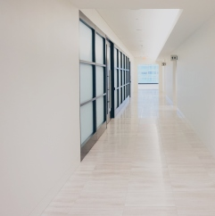 Hallway by Tammie Riley