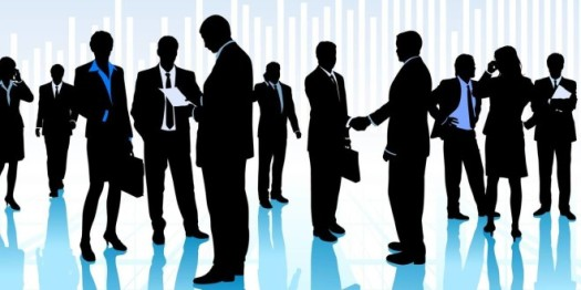picture of a networking event